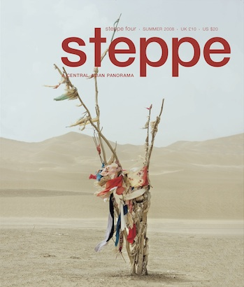Steppe 4 Cover