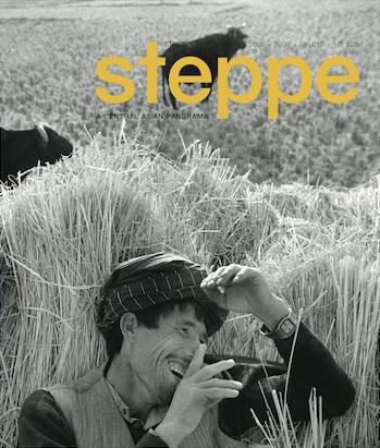 Steppe 5 Cover