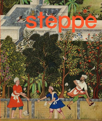 Steppe 6 Cover