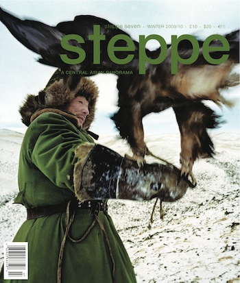 Steppe 7 Cover